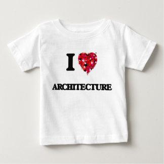 I Love Architecture Infant T-Shirt