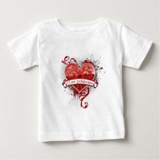 I Love Architecture T-shirts