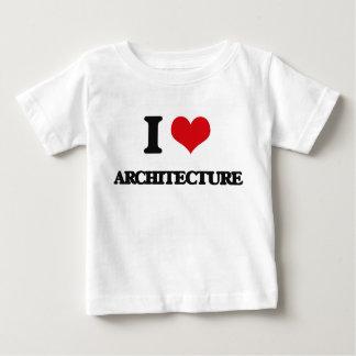 I Love Architecture Tshirt