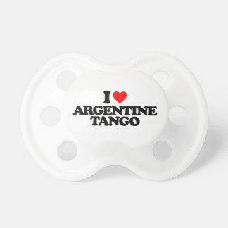 I LOVE ARGENTINE TANGO DUMMY