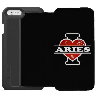 I Love Aries Incipio Watson™ iPhone 6 Wallet Case