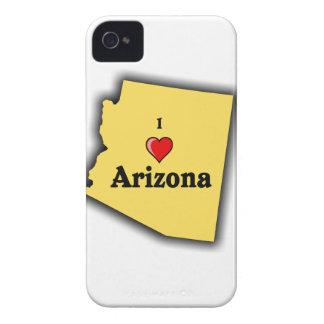 I Love Arizona Case-Mate iPhone 4 Case