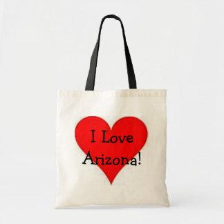 I Love Arizona!-Tote Bag