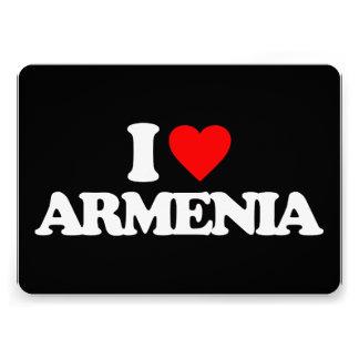I LOVE ARMENIA ANNOUNCEMENT