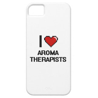 I love Aroma Therapists iPhone 5 Case