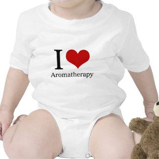 I Love Aromatherapy Bodysuit
