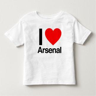 i love arsenal t-shirts