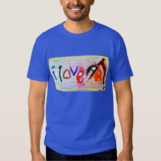 i love art tshirts