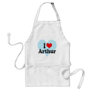 I love Arthur Aprons