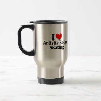 I love Artistic Roller Skating Coffee Mugs