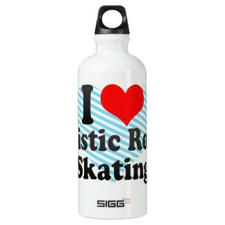 I love Artistic Roller Skating SIGG Traveller 0.6L Water Bottle
