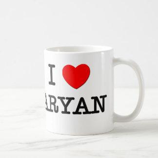 I Love Aryan Mug