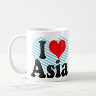 I love Asia Mug