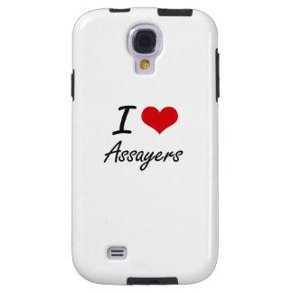 I love Assayers Galaxy S4 Case
