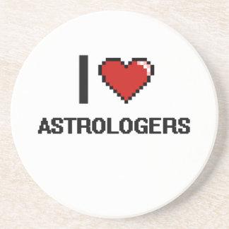 I love Astrologers Coaster
