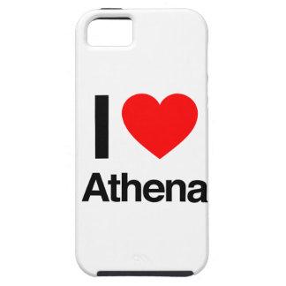 i love athena iPhone 5 case