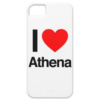 i love athena iPhone 5 covers
