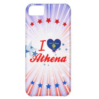 I Love Athena, Oregon iPhone 5C Case