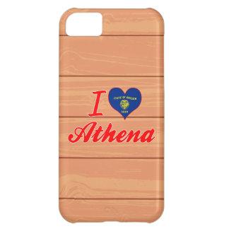 I Love Athena, Oregon Cover For iPhone 5C