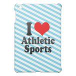 I love Athletic Sports Case For The iPad Mini