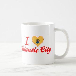I Love Atlantic City, New Jersey Mugs
