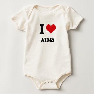 I Love Atms Bodysuit