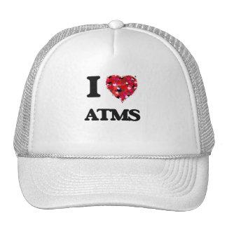 I Love Atms Cap