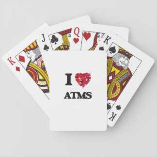 I Love Atms Poker Cards