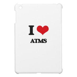 I Love Atms Cover For The iPad Mini