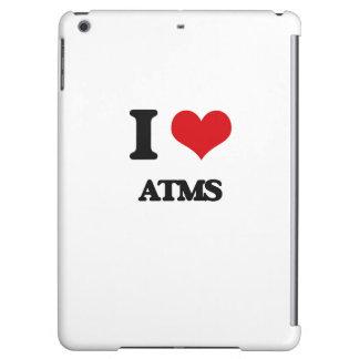 I Love Atms iPad Air Cases