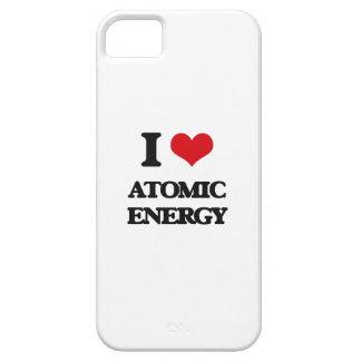 I Love Atomic Energy iPhone 5 Cases