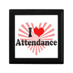 I love Attendance Trinket Boxes