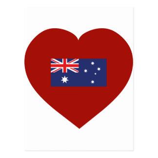 I Love Australia Postcards