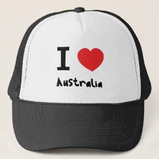 I love Australia Trucker Hat