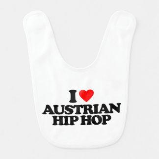 I LOVE AUSTRIAN HIP HOP BIBS