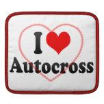 I love Autocross MacBook Sleeves