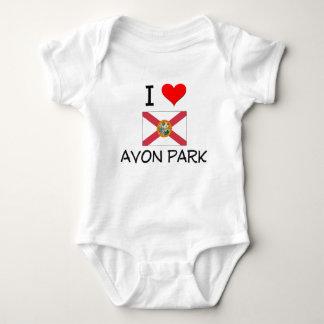 I Love AVON PARK Florida T Shirt