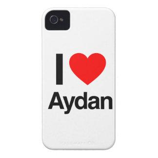 i love aydan iPhone 4 Case-Mate cases