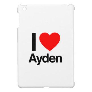i love ayden cover for the iPad mini