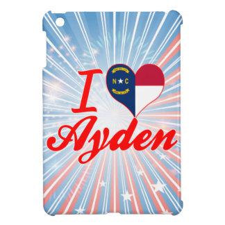I Love Ayden North Carolina Case For The iPad Mini