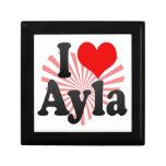 I love Ayla Gift Boxes