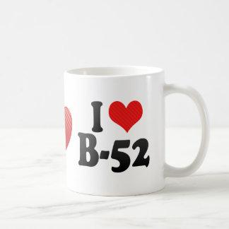 I Love B-52 Mug