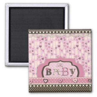 I Love Babies Magnet 2