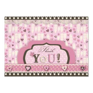 I Love Babies TY Card 2 13 Cm X 18 Cm Invitation Card