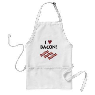 I Love Bacon - Apron