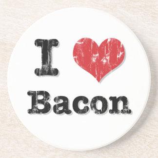 I Love Bacon Coasters