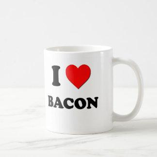 I Love Bacon ( Food ) Mug