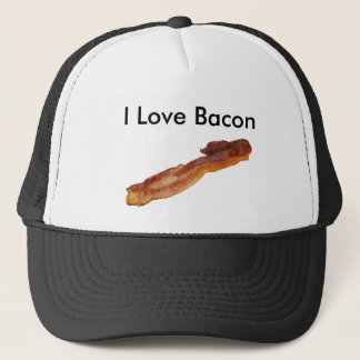 I Love Bacon Hat