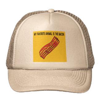 I love Bacon Bonés
