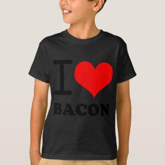 I love bacon t-shirts